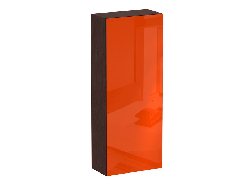 Шкаф CuboШкафы<br>Шкаф с одним отделением за распашной дверь. Наполнение шкафа - четыре полки. В комплекте идут щитова и стеклнна полки. Дверь открываетс по принципу «нажал-открыл». Шкаф крепитс к стене.<br>