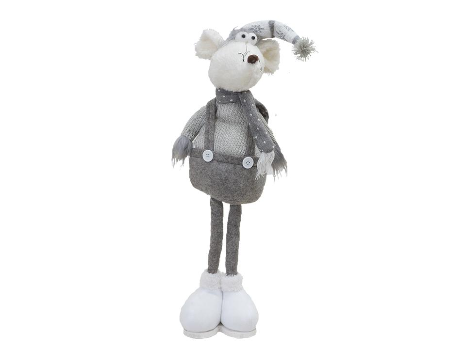 Игрушка Firm Mouse Boy greyНовогодний декор<br>Игрушка декоративная<br>