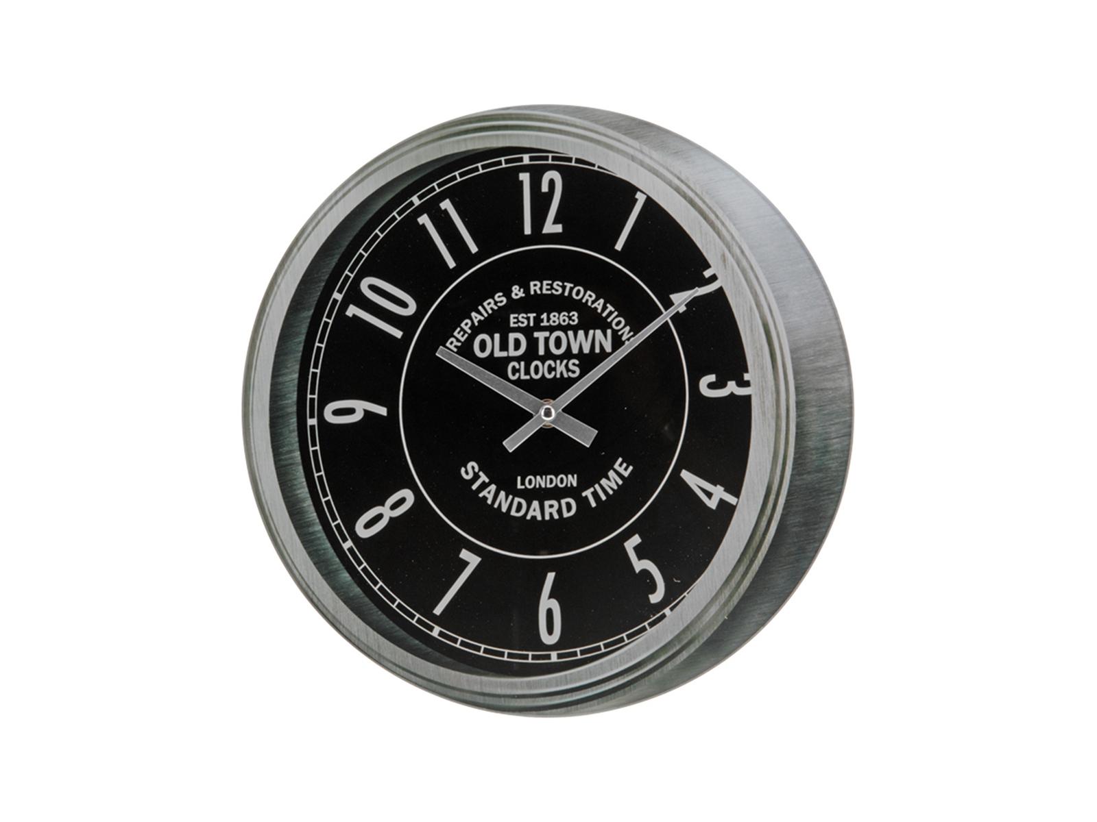 Часы ParisЧасы<br>Часы настенные в стеклянном корпусе<br>