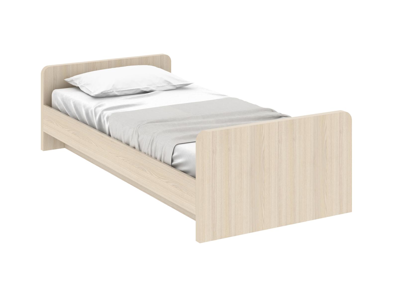 Кровать PinokkioКровати<br>Кровать односпальная. Размер спального места – 900х2000 мм.<br>