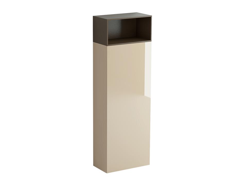 Шкаф DiamondШкафы<br>Шкаф состоит из отделени за распашной дверь и ниши над ним. Отделение оборудовано несъемной верхней полкой с выдвижным приспособлением дл хранени одежды на плечиках и 3 съемными полками. Дверь может быть подвешена слева или справа. Двери шкафа открыва...<br>