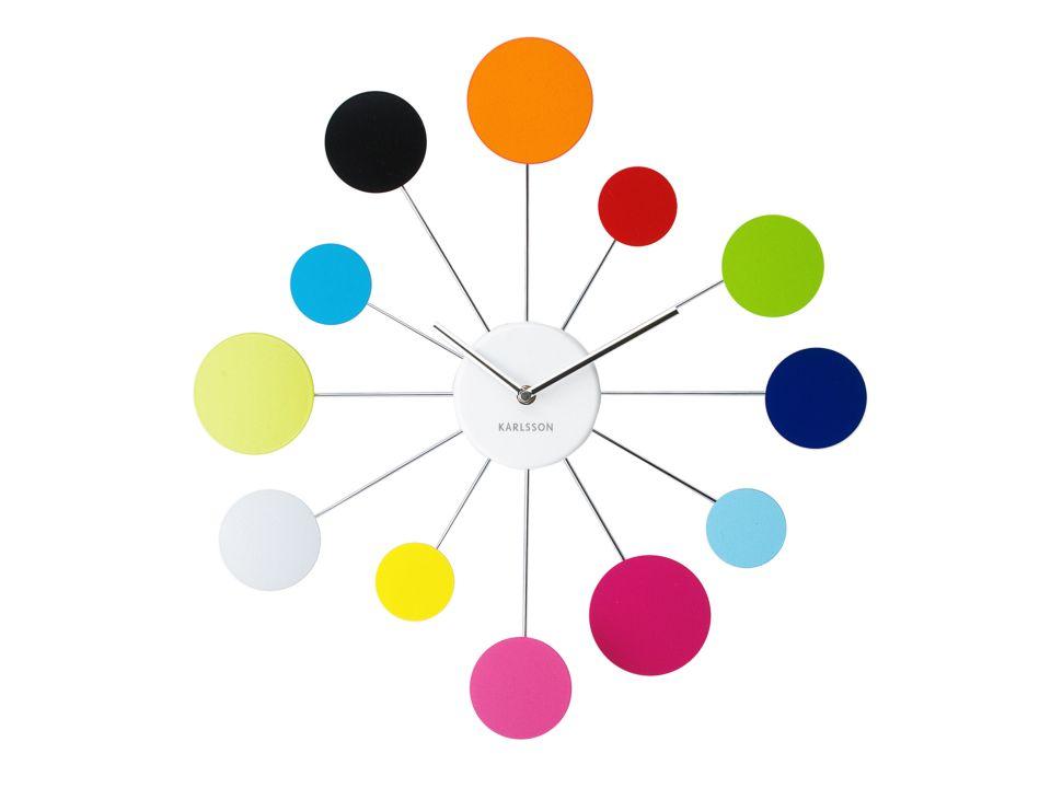 Часы LillyЧасы<br>Настенные часы  1 батарейка АА<br>
