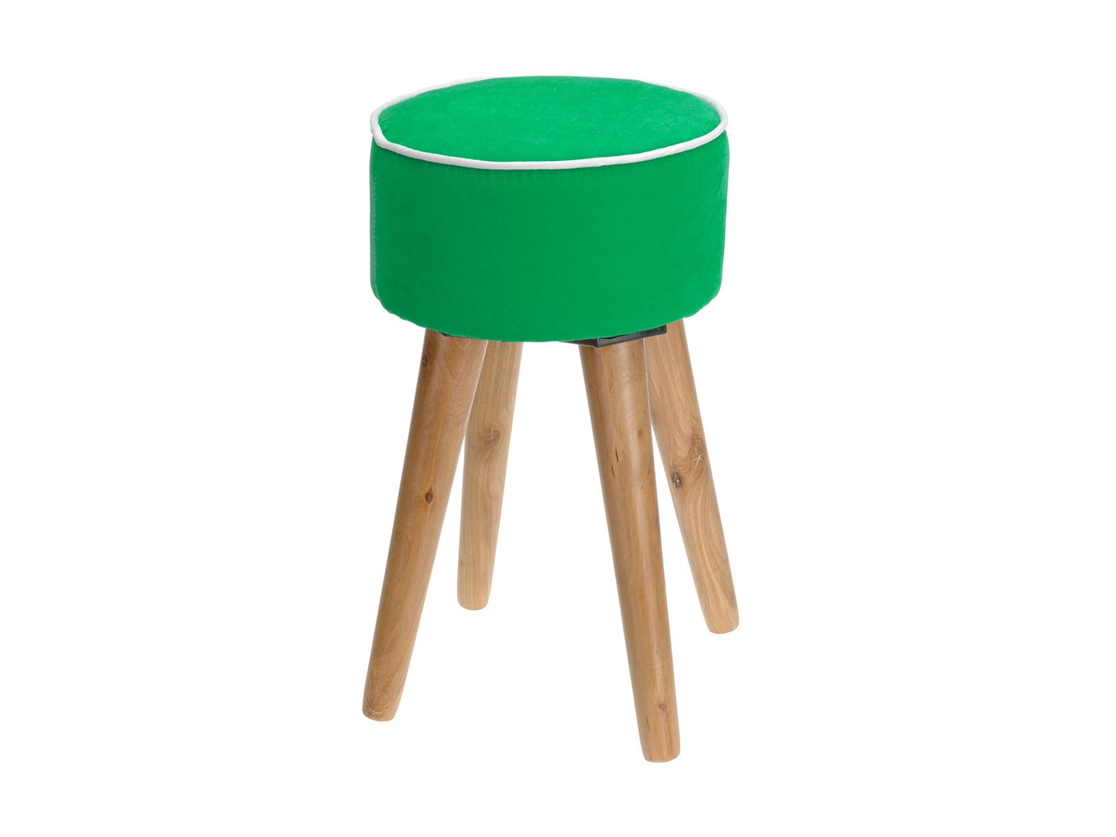 Табурет Hot SummerПуфы<br>Табурет с сиденьем из текстильных материалов<br>