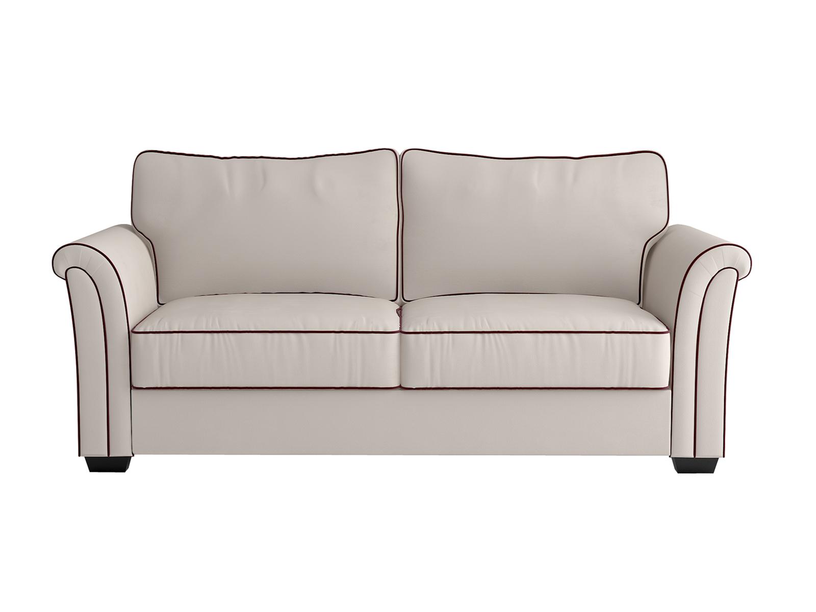 Диван-кровать двухместный SydneyДиваны и кушетки<br>Диван-кровать двухместный с мгким удобным сиденьем и механизмом трансформации Sedaflex. Размер спального места 1840х1330 мм.<br>