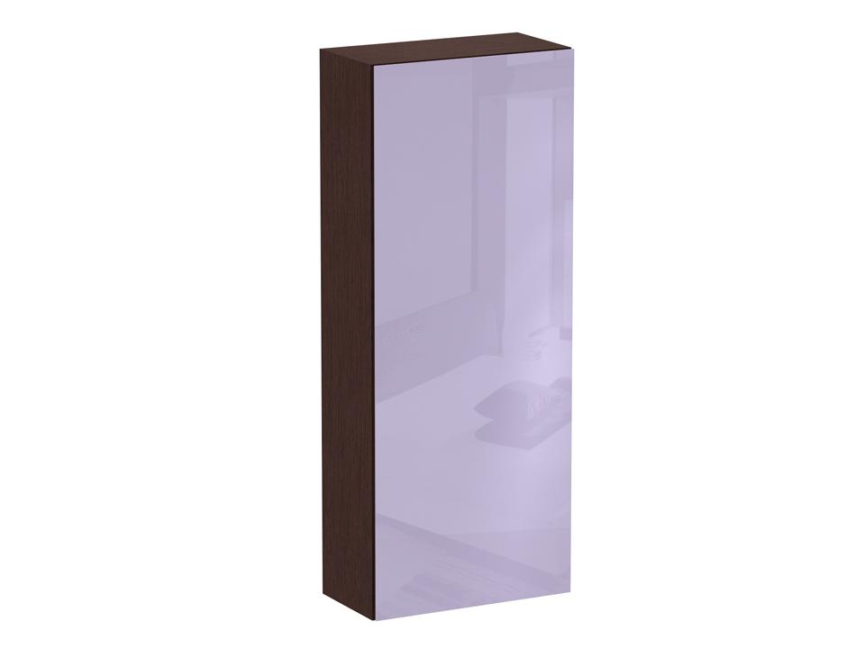 Шкаф CuboШкафы<br>Шкаф с одним отделением за распашной дверью. Наполнение шкафа - четыре полки. В комплекте идут щитовая и стеклянная полки. Дверь открывается по принципу «нажал-открыл». Шкаф крепится к стене.<br>