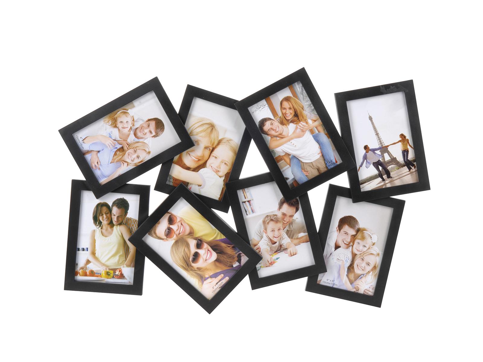Фоторамка CollageФоторамки<br>Фоторамка для 6-ти фотографий, размером 10х15 см<br>