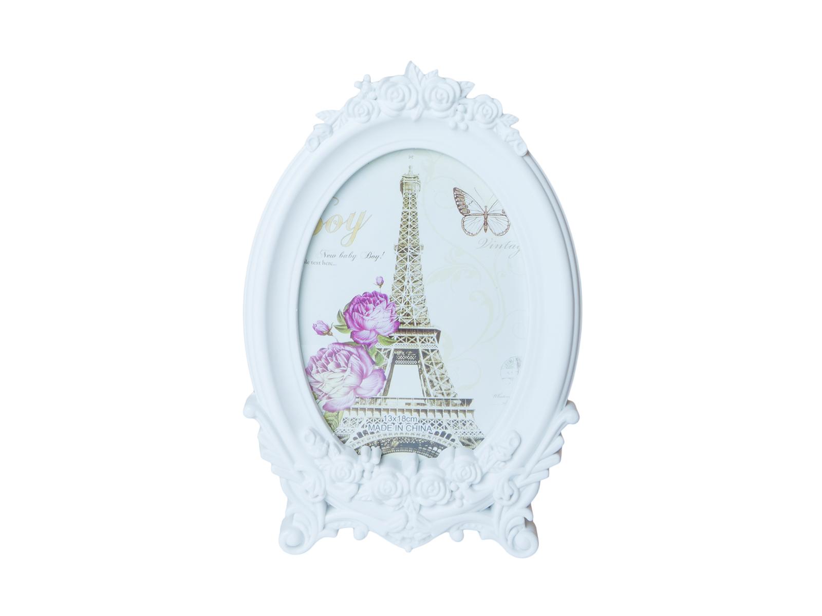 Фоторамка ParisФоторамки<br>Рамка для фотографий 13х18 см с подставкой<br>