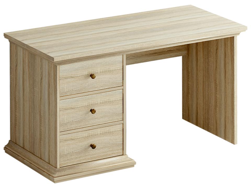 Стол ReinaСтолы<br>Стол с тумбой и тремя выдвижными ящиками. Стол может быть собран с правым или левым расположением тумбы с ящиками.<br>