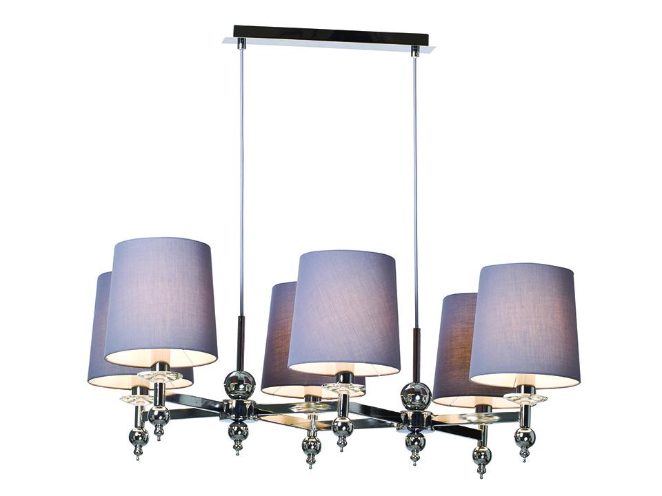 Люстра ScissorsСветильники подвесные<br>Люстра 6-рожковая Цоколь лампы: E14<br>