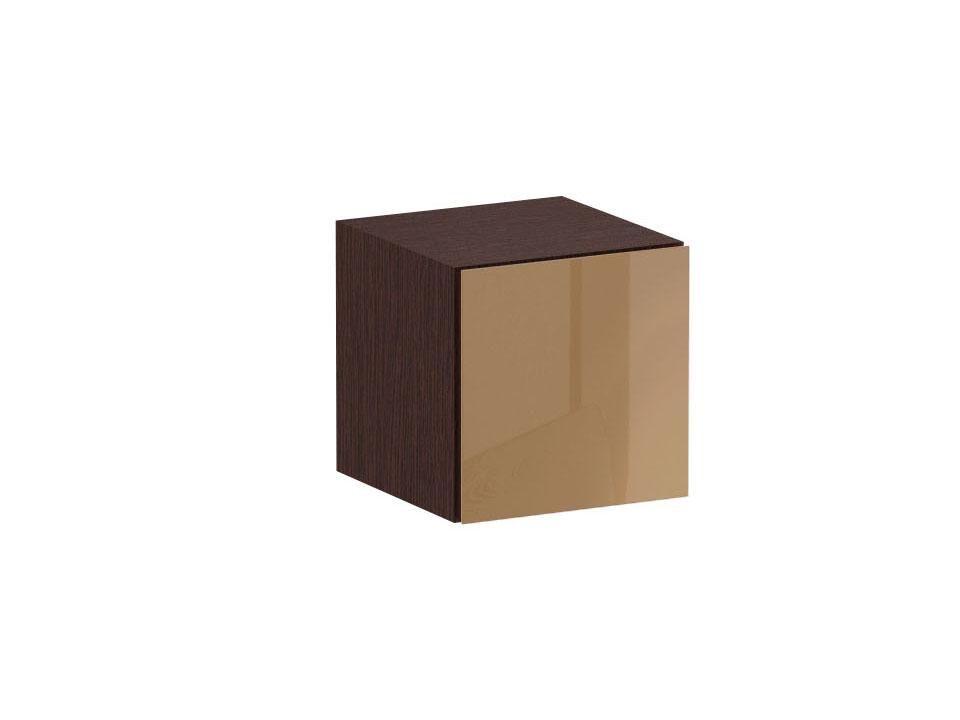Пенал CuboШкафы<br>Шкаф-пенал с одним отделением за распашной дверью. Дверь открываются по принципу «Нажал-открыл». Пенал крепится к стене.<br>