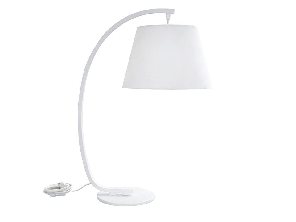 Лампа FabricСветильники настольные<br>Лампа настольная, на окрашенной металлической ножке. Цоколь лампы: Е27<br>