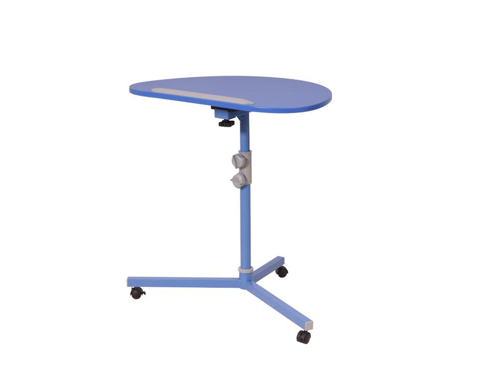 Столик для ноутбука MemoПодставки и столы<br>Столик для ноутбука на роликах с фиксаторами. Высота столика регулируется<br>