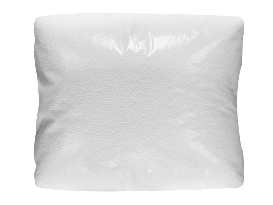 Наполнение для пуфов большоеПуфы<br>Гранулы пенополистирола. Объем упаковки 50 литров.<br>