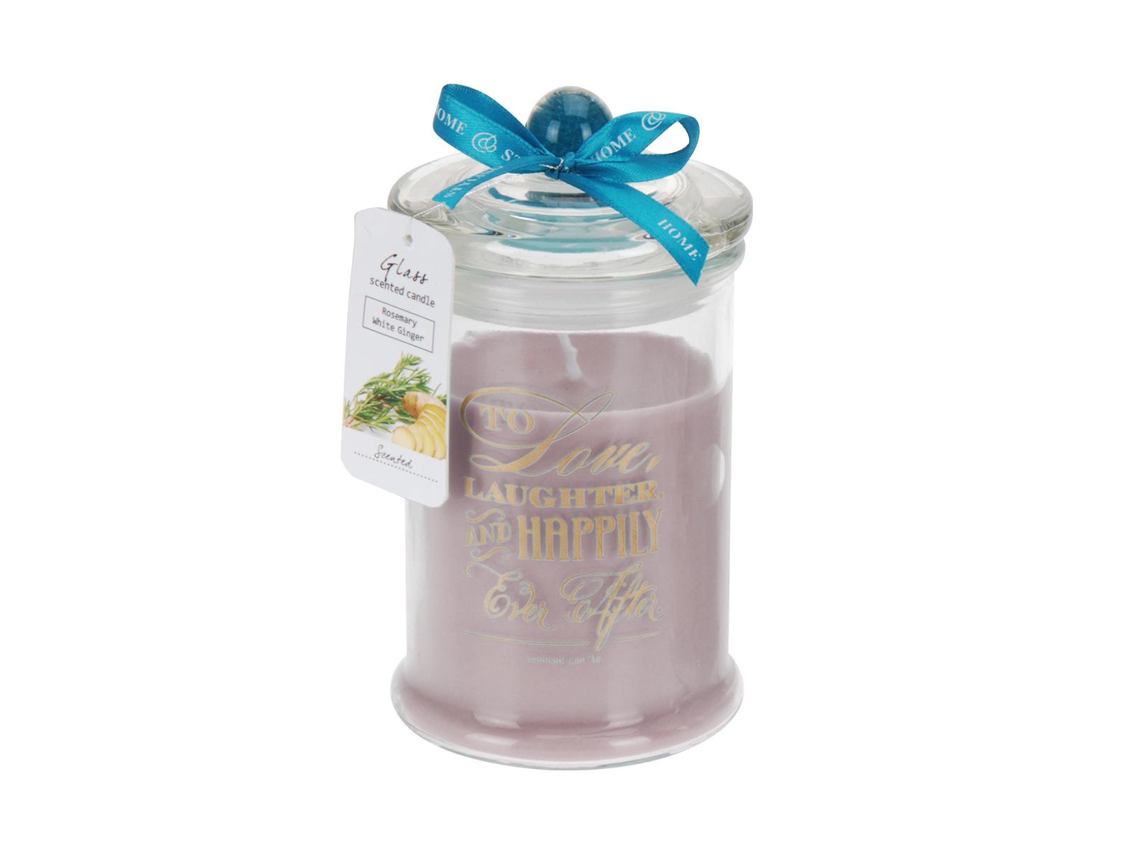 Свеча GlassСвечи и подсвечники<br>Свеча ароматизированная в стеклянном стакане<br>