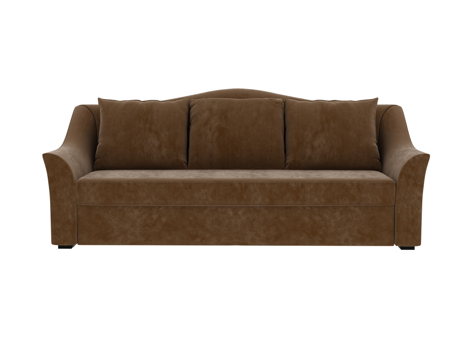 Диван-кровать VermontДиваны и кушетки<br>Диван-кровать трёхместный. Механизм трансформации: «Дельфин». Размер спального места: 1960х1560 мм  <br>