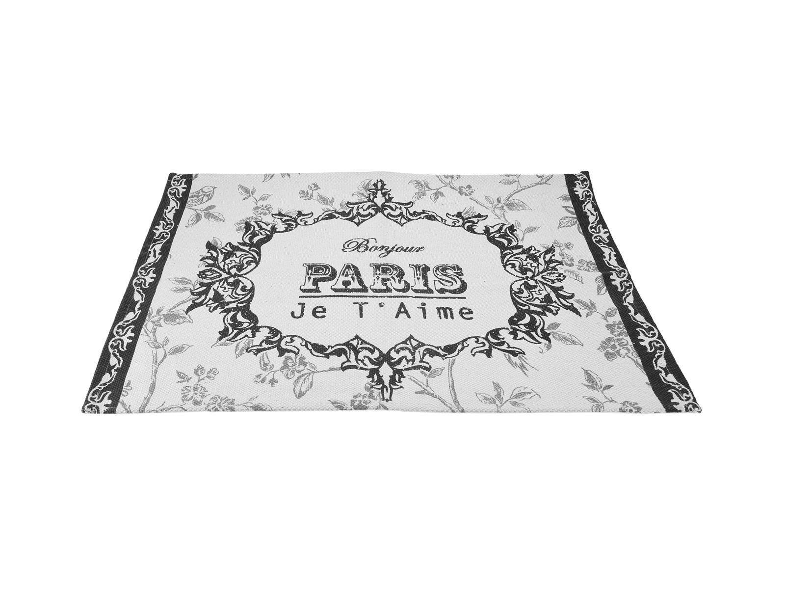 Коврик ParisПрикроватные коврики<br>Прикроватный коврик<br>