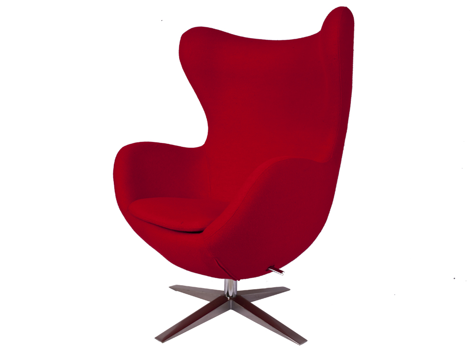 Кресло Egg CottonКресла<br>Вращающееся кресло для отдыха<br>
