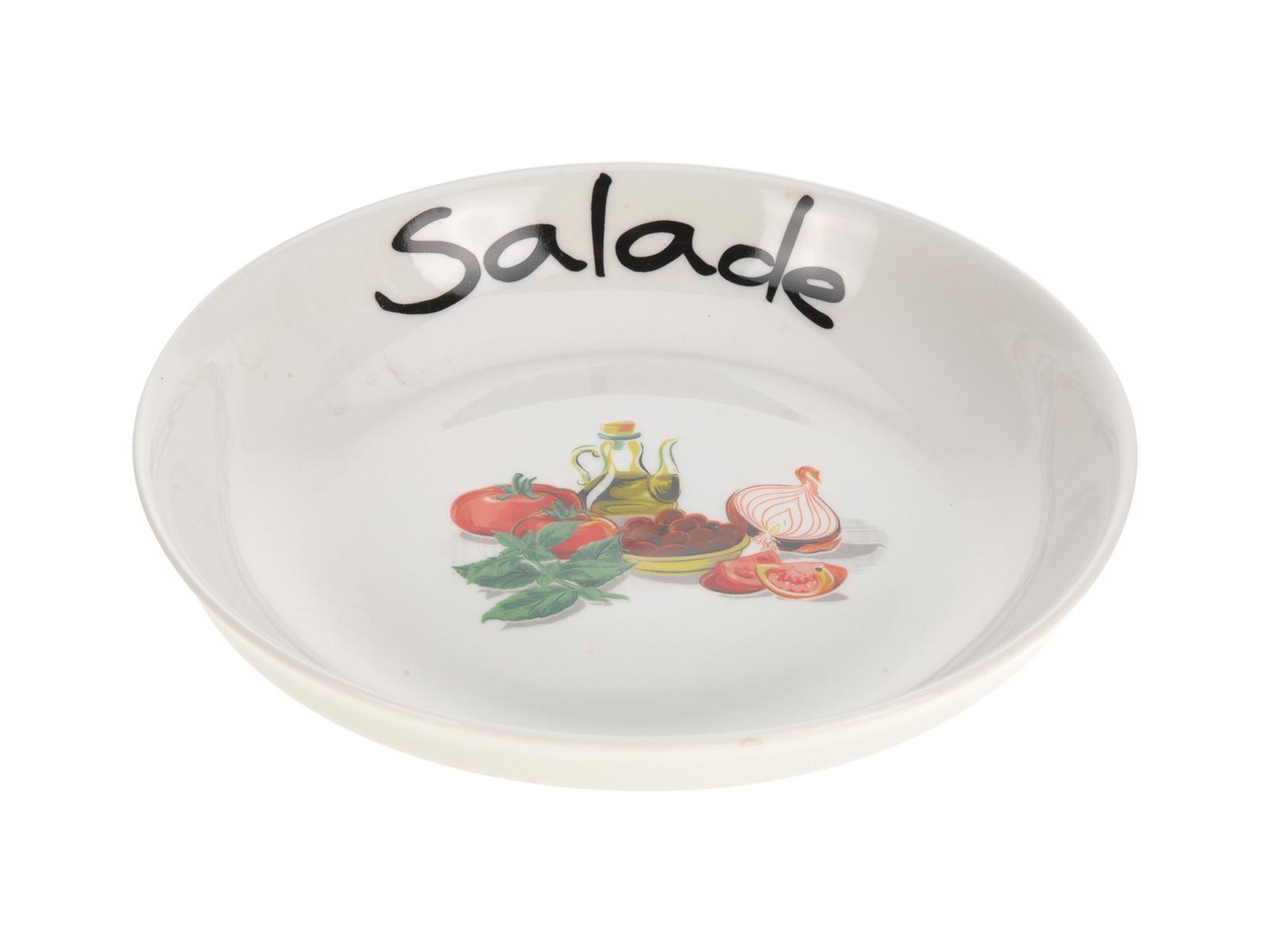 Тарелка SaladeПосуда<br><br>