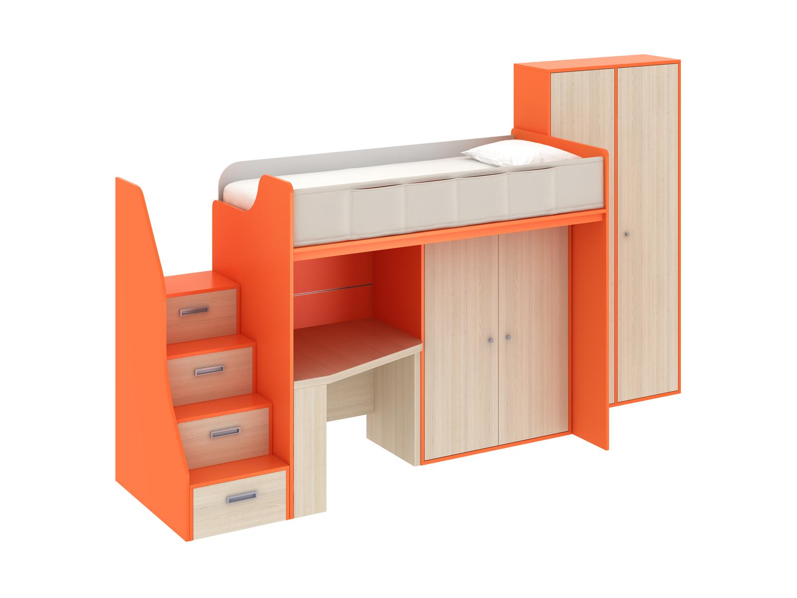 Композиция Pinokkio 4Основной раздел каталога<br>Широкий ассортимент модулей и яркий выбор цветов корпусов и фасадов. В коллекции ипользуется фурнитура производства Италии.<br>