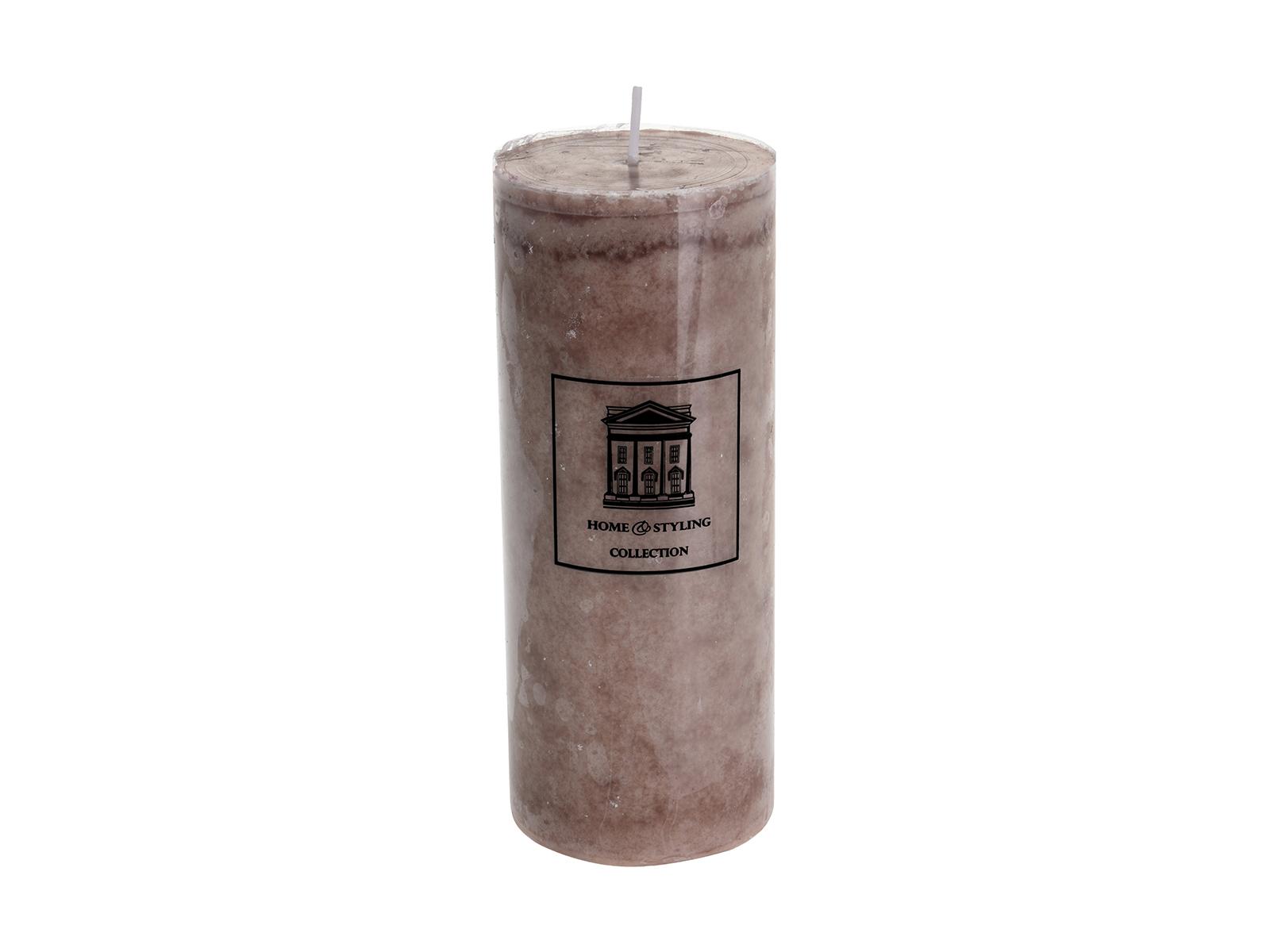 Свеча MarbleСвечи и подсвечники<br>Свеча неароматизированная<br>