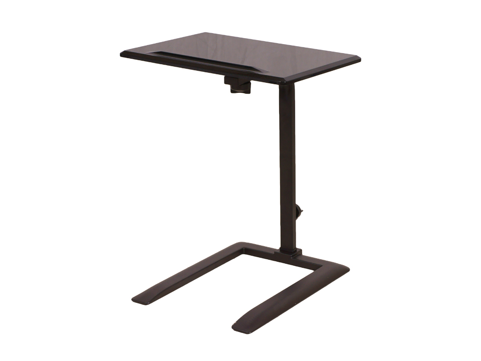Столик для ноутбука ClampПодставки и столы<br>Столик для ноутбука. Угол наклона столешницы и высота столика регулируются<br>