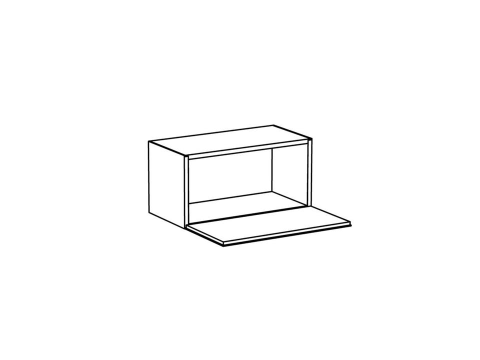 Секция нижняя Cubo