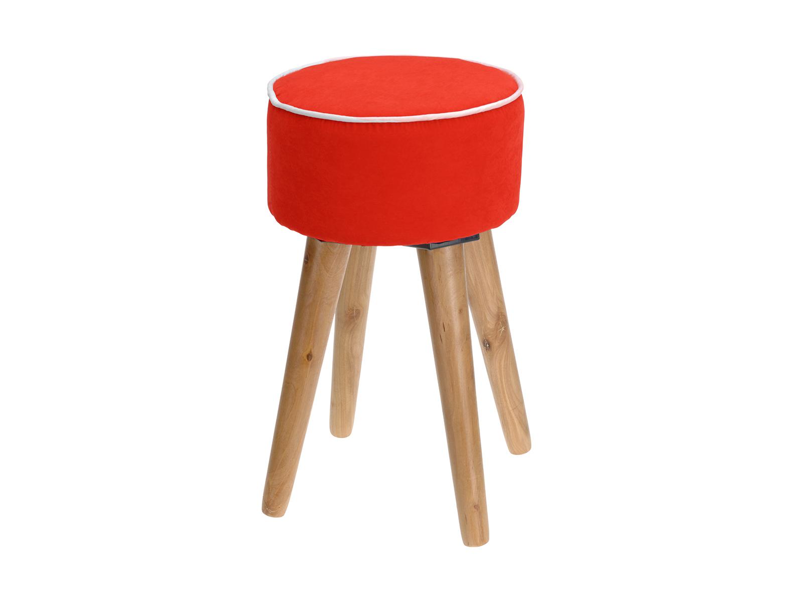 Табурет Hot SummerТабуреты и Скамьи<br>Табурет с сиденьем из текстильных материалов<br>