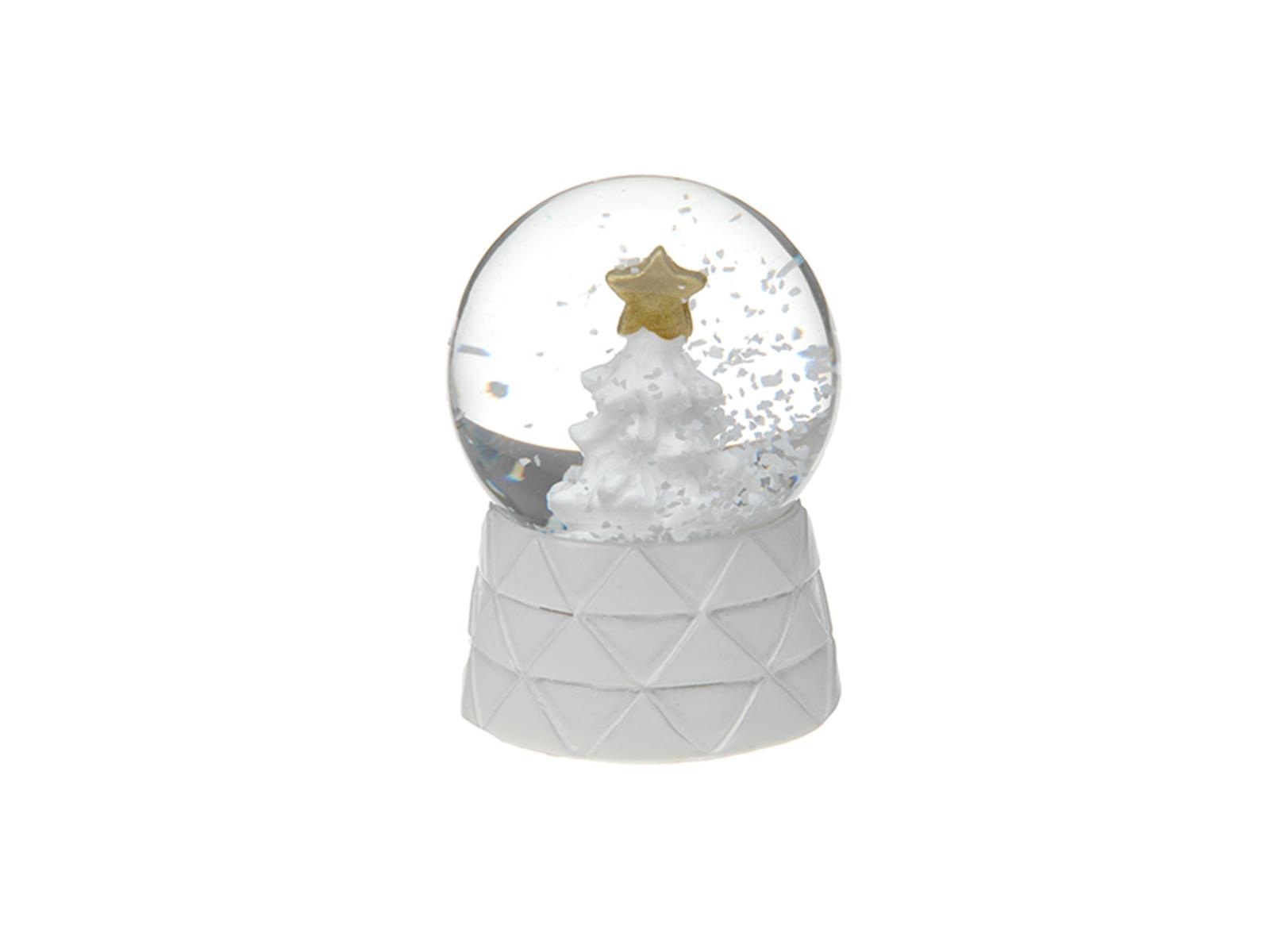 Шар ChristmasНовогодний декор<br>Стеклянный шар<br>