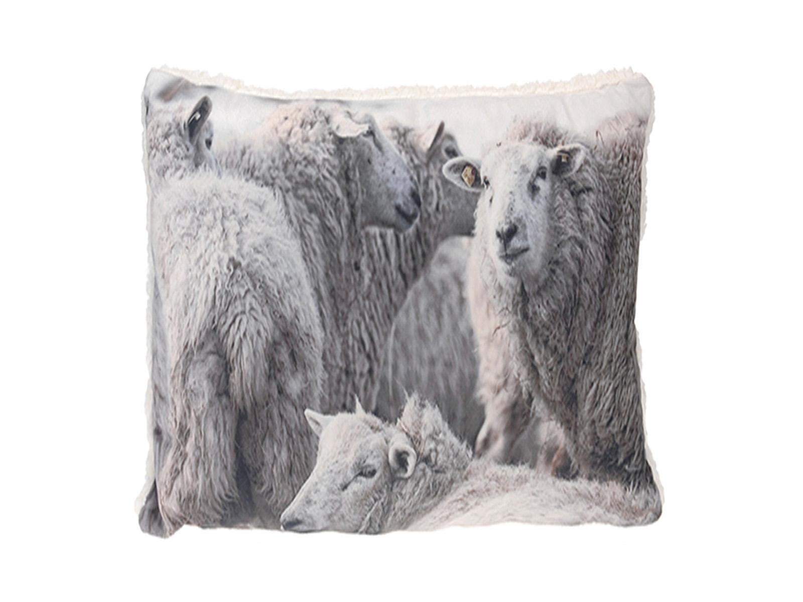 Подушка SheepДекоративные подушки<br>Декоративная подушка<br>