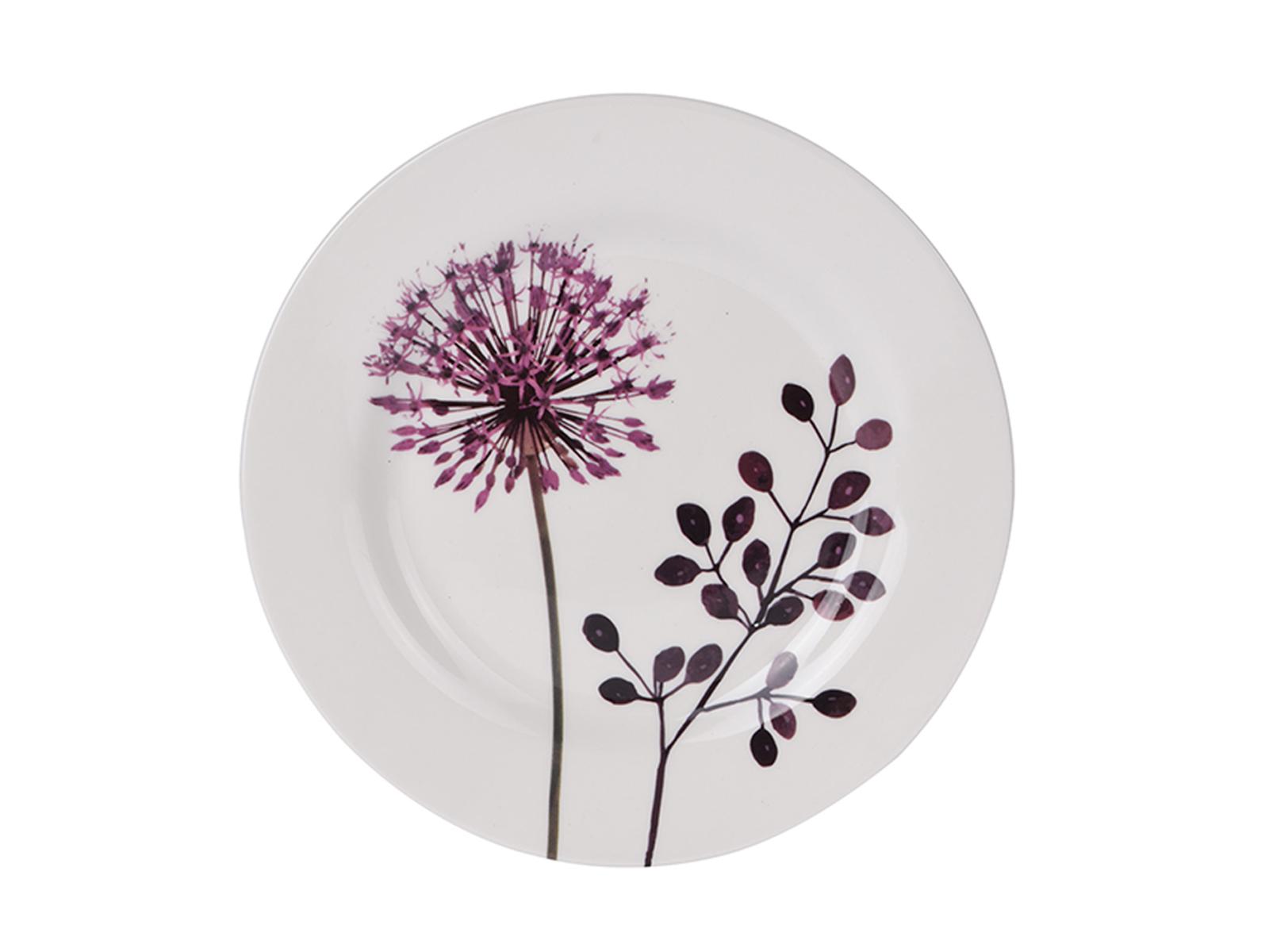 Тарелка FlowerПосуда<br>Тарелка для горячего<br>