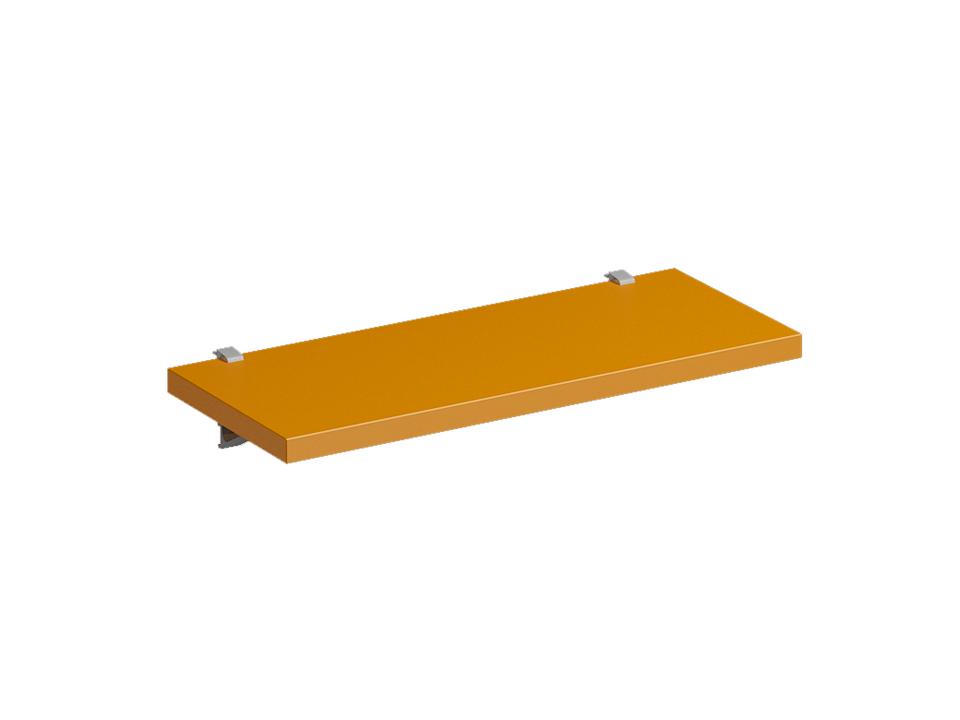 Полка щитовая Pinokkio 450 ммОсновной раздел каталога<br>Полка настенная устанавливается в рабочую секцию или секцию для кровати<br>