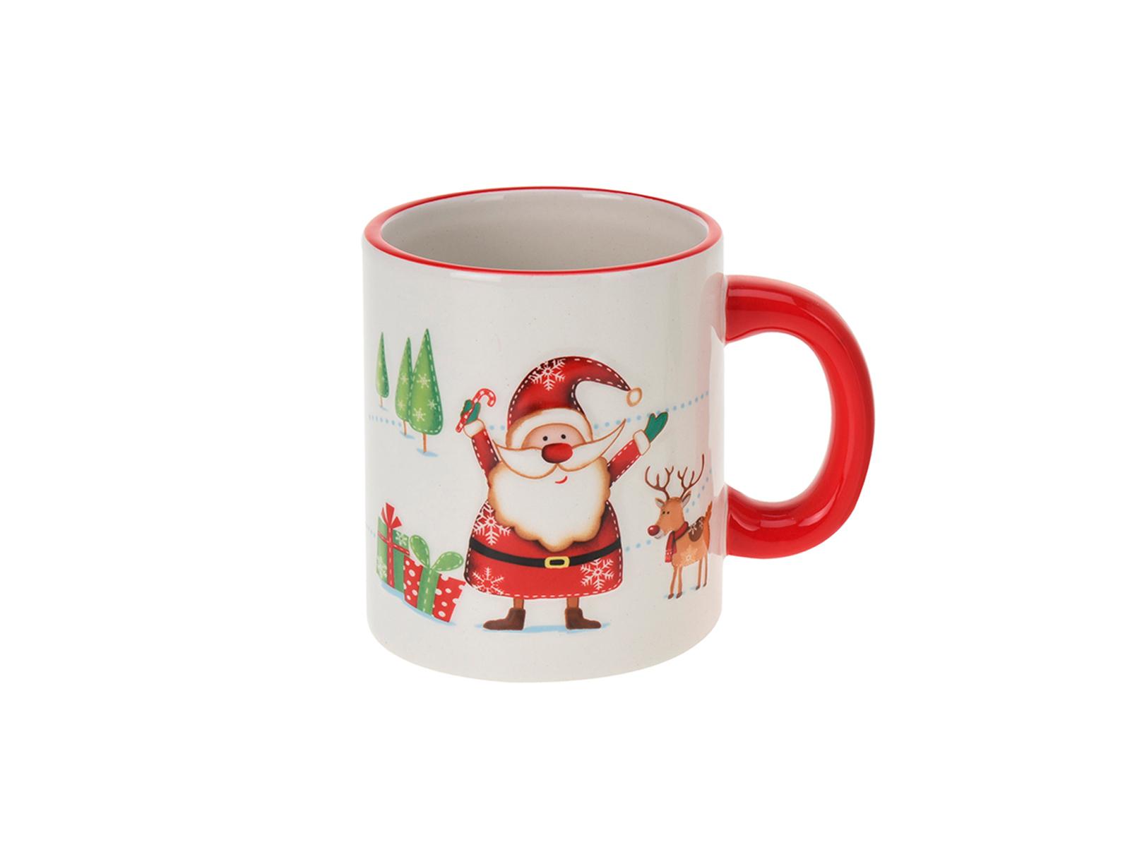 Кружка Merry ChristmasНовогодний декор<br>Кружка керамическая<br>