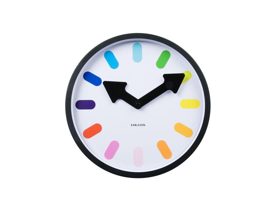 Часы PictogramЧасы<br>Настенные часы  1 батарейка АА<br>