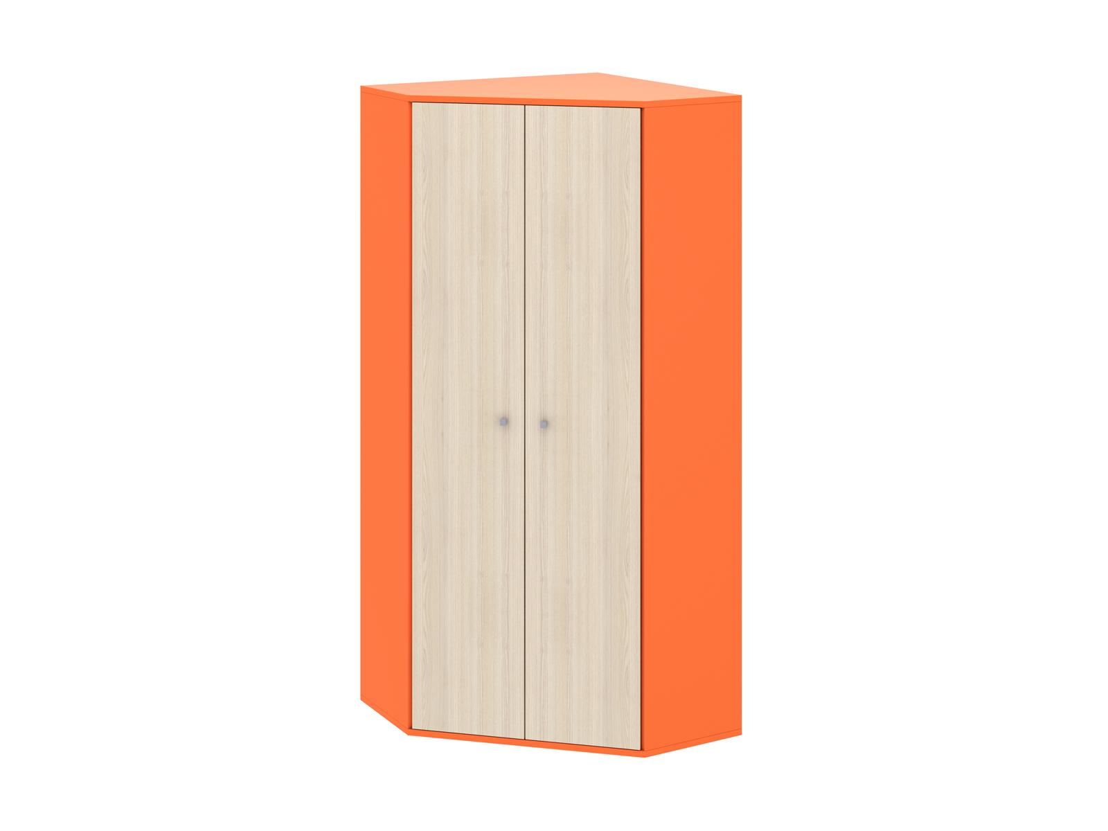 Шкаф PinokkioШкафы<br>Шкаф угловой двухдверный имеет три отделения. Отделение со штангой для одежды, отделение с полками для белья, а также вместительную антресоль.<br>