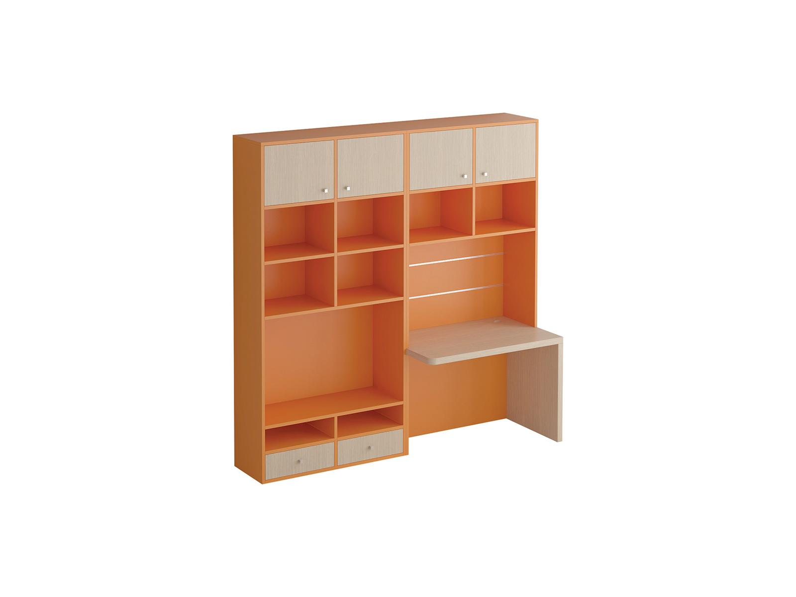 Композиция Pinokkio №11_1Основной раздел каталога<br>Широкий ассортимент модулей и яркий выбор цветов корпусов и фасадов. В коллекции ипользуется фурнитура производства Италии.<br>