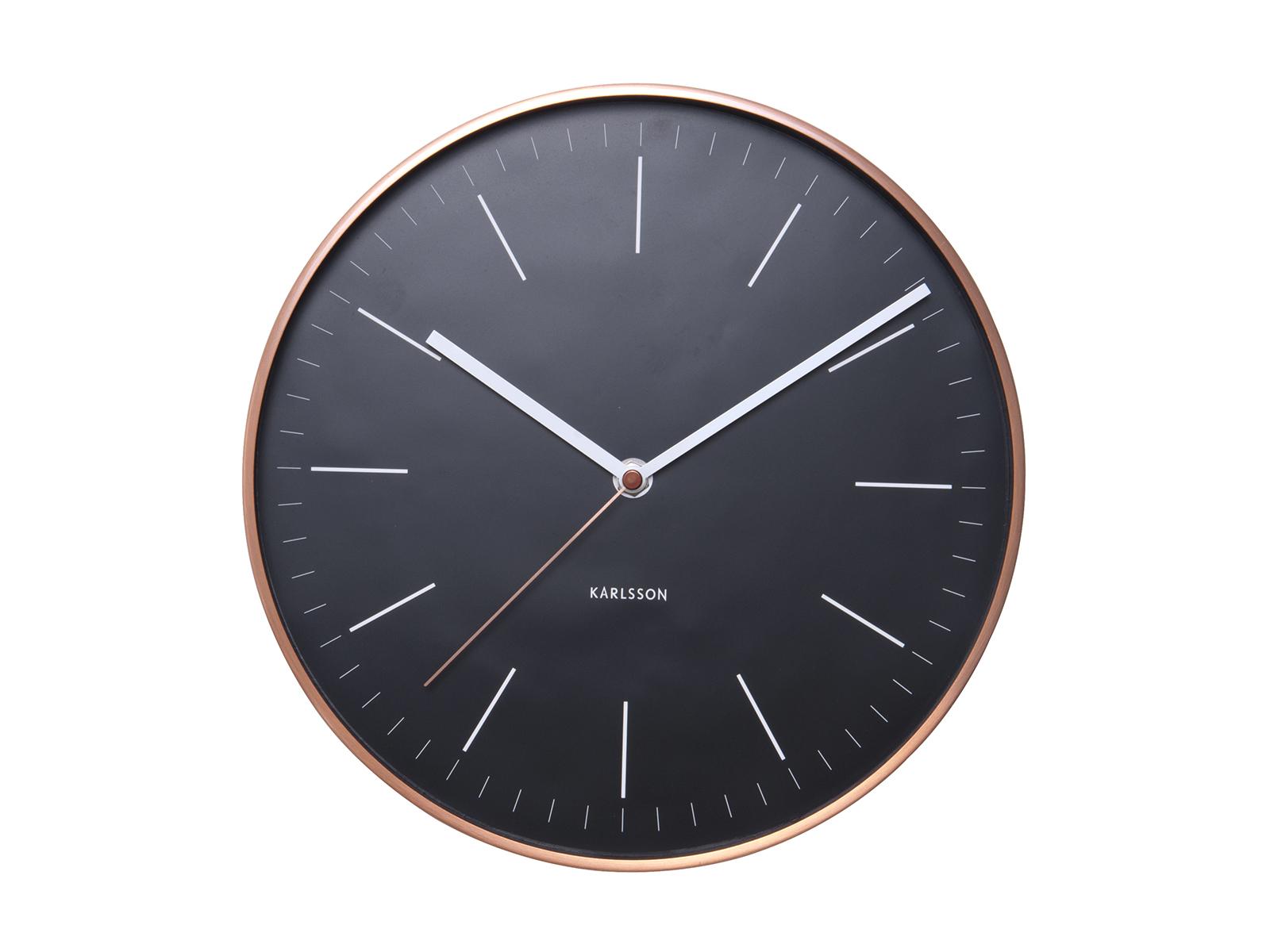 Часы MinimalЧасы<br>Настенные часы, 1 батарейка АА<br>