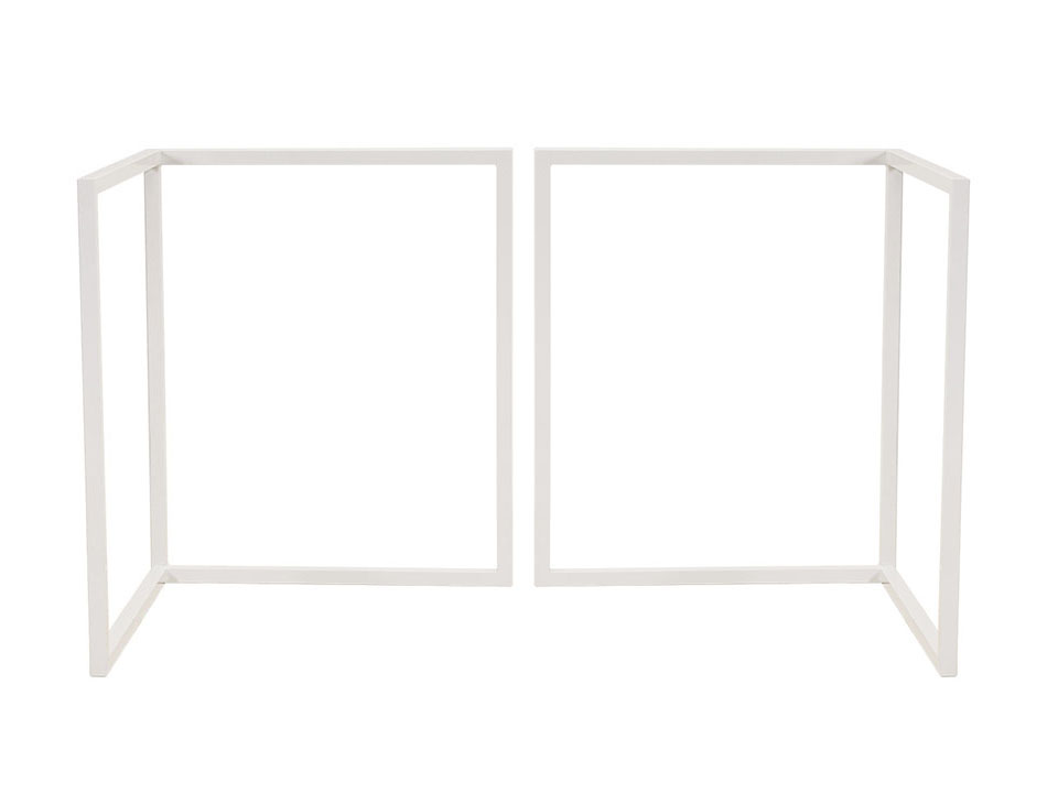 Комплект из 2-х больших оснований BoardСтолы<br>Комплект из двух оснований к столу Board больших. Сочетается со столешницами Board 1400х700, 1600х700, 1800х700. Столешница продаётся отдельно.<br>