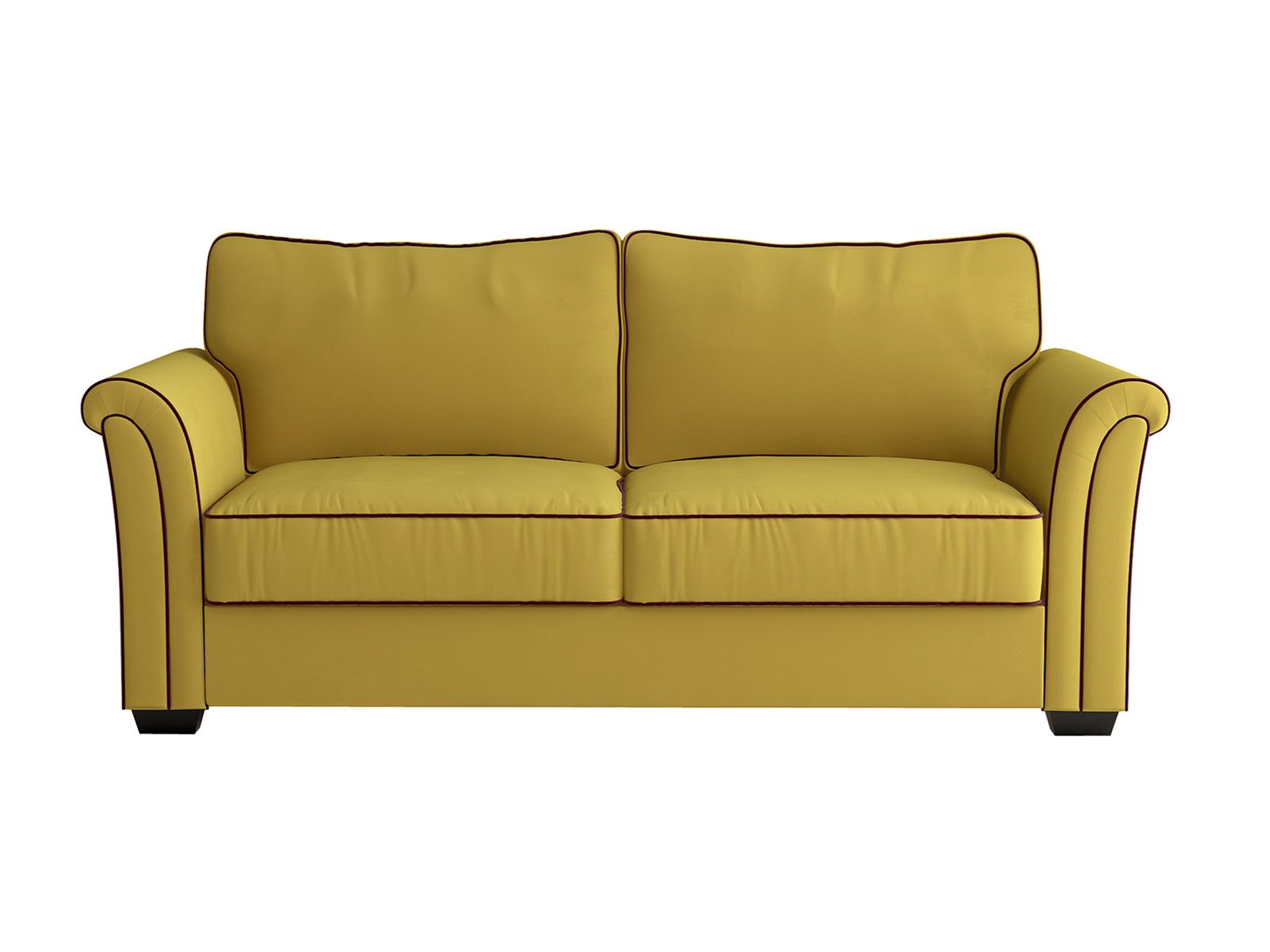 Диван-кровать двухместный SydneyДиваны и кушетки<br>Диван-кровать двухместный с мягким удобным сиденьем и механизмом трансформации Sedaflex. Размер спального места 1840х1330 мм. Каталог материалов, PDF<br>