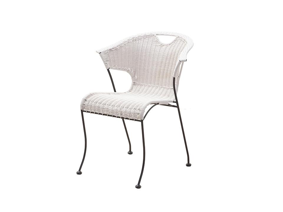 Кресло TenerifeКресла, стулья, диваны<br>Кресло плетёное на металлических ножках<br>