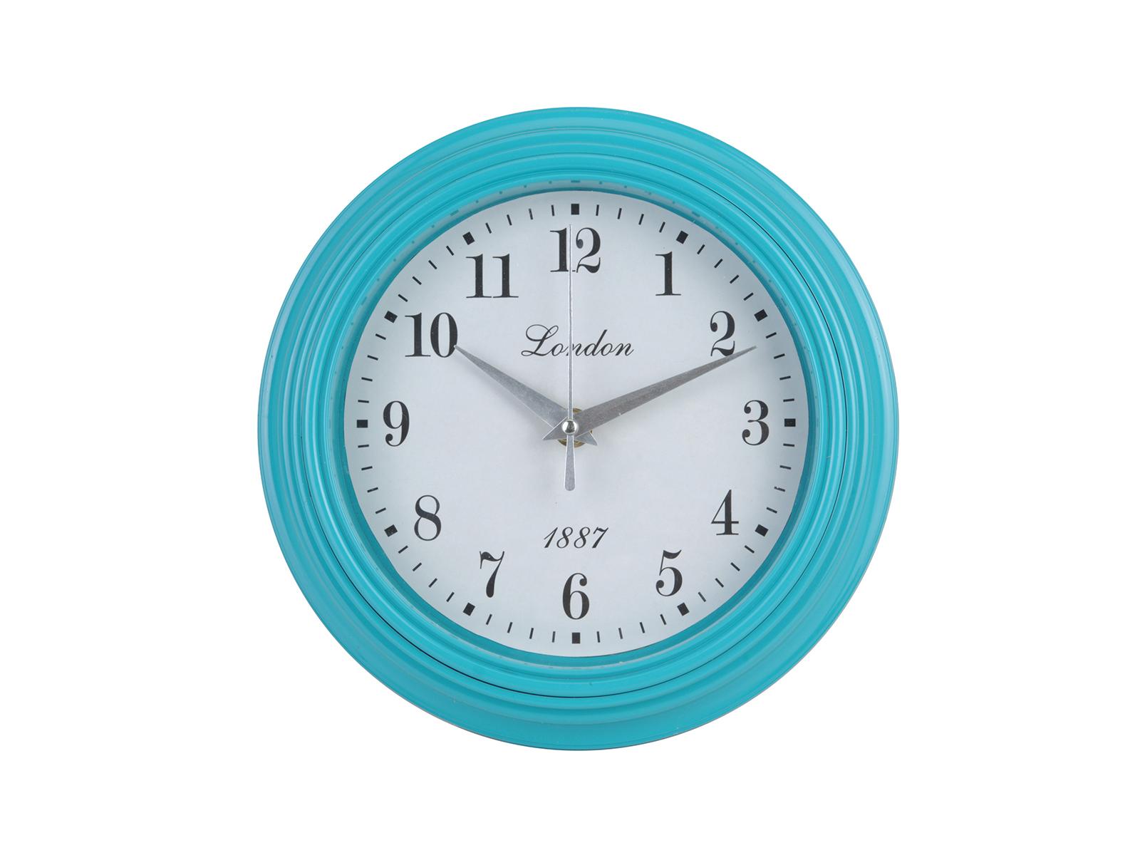 Часы ColorЧасы<br>Настенные часы, в пластиковом корпусе<br>