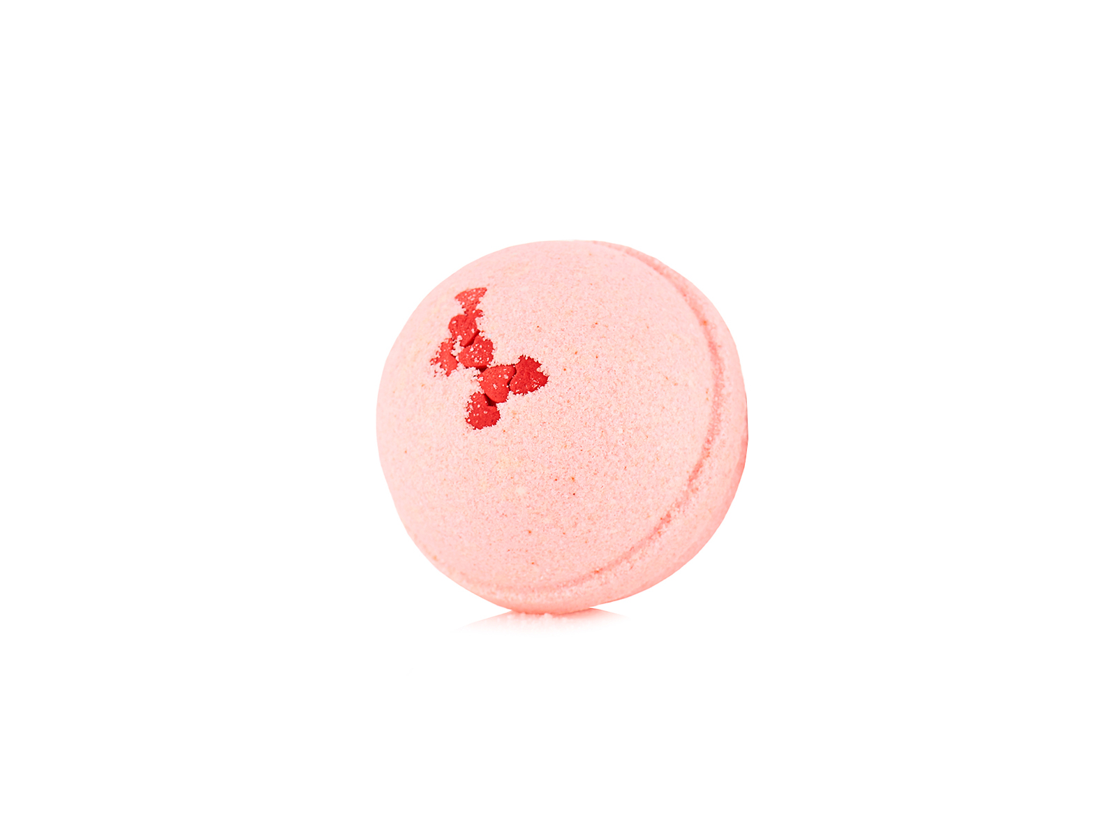 Шар StrawberriesТовары для ванной<br>Шар для ванны «Земляничное искушение»<br>