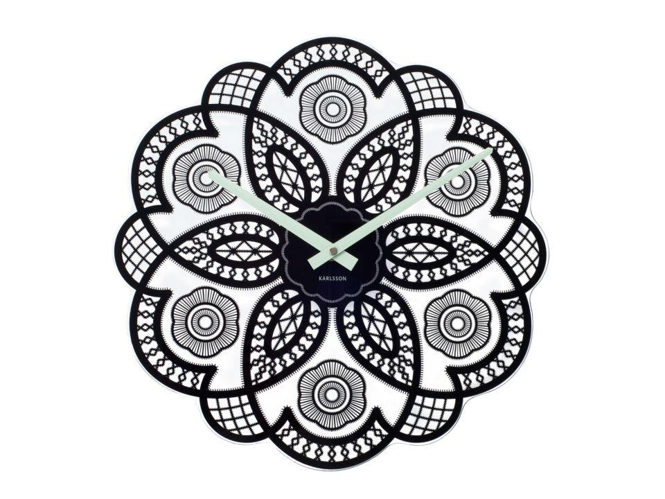 Часы LaceЧасы<br>Настенные часы  1 батарейка АА<br>