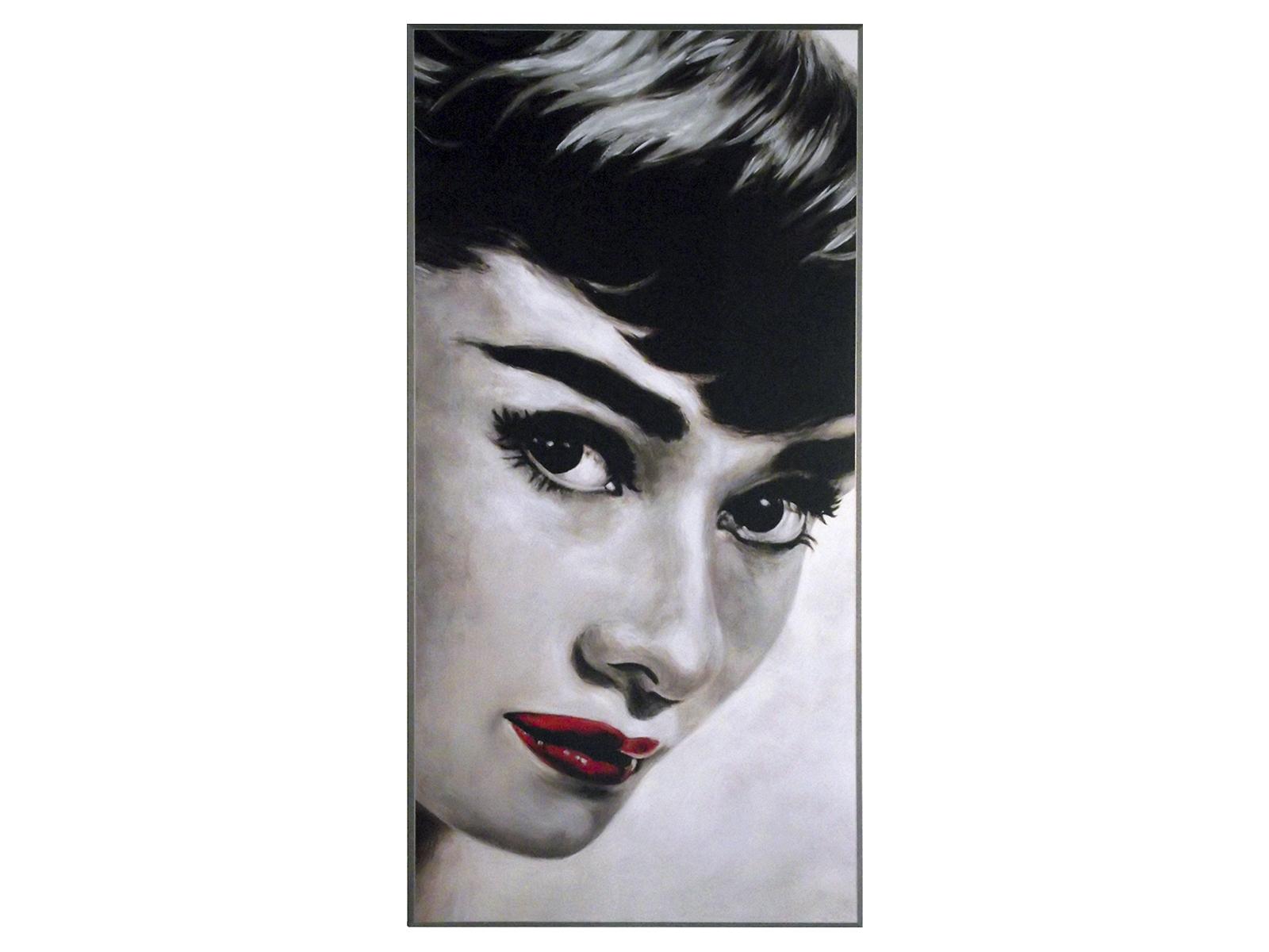 Постер Audrey Hepburn FR5261 ОГОГО Обстановочка!