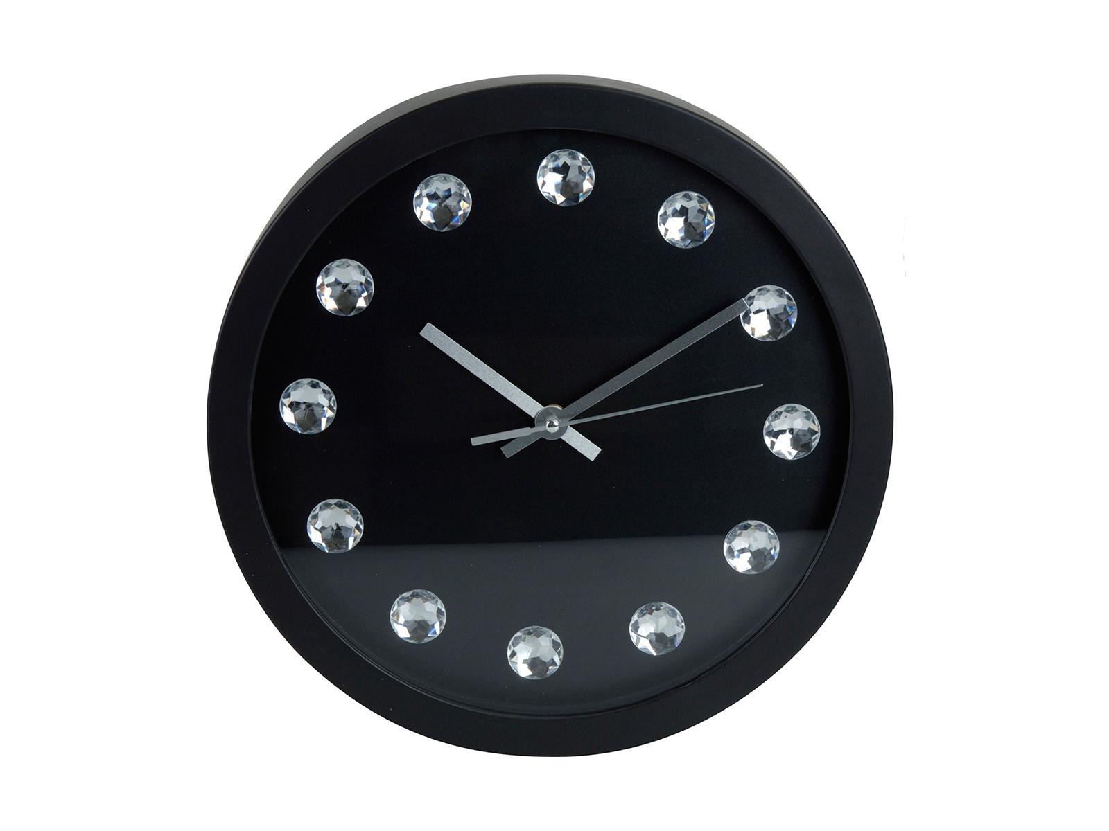 Часы CrystalЧасы<br>Настенные часы, в пластиковом корпусе<br>