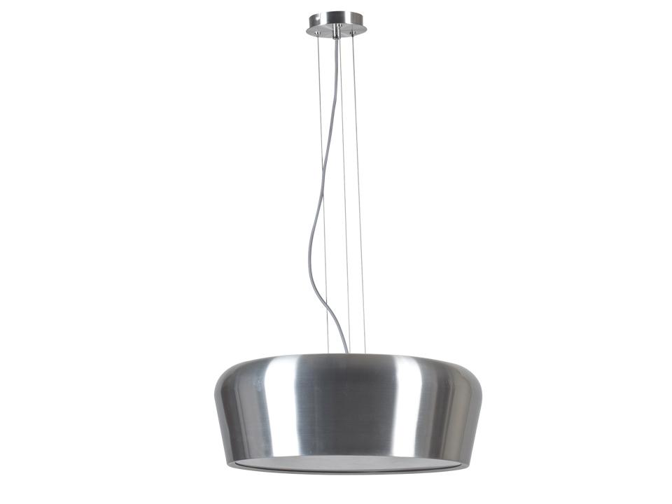 Cветильник ChromeСветильники подвесные<br>Металлический подвесной светильник. Плафон закрыт белым матовым пластиком. Цоколь лампы: Е27, 3шт.<br>