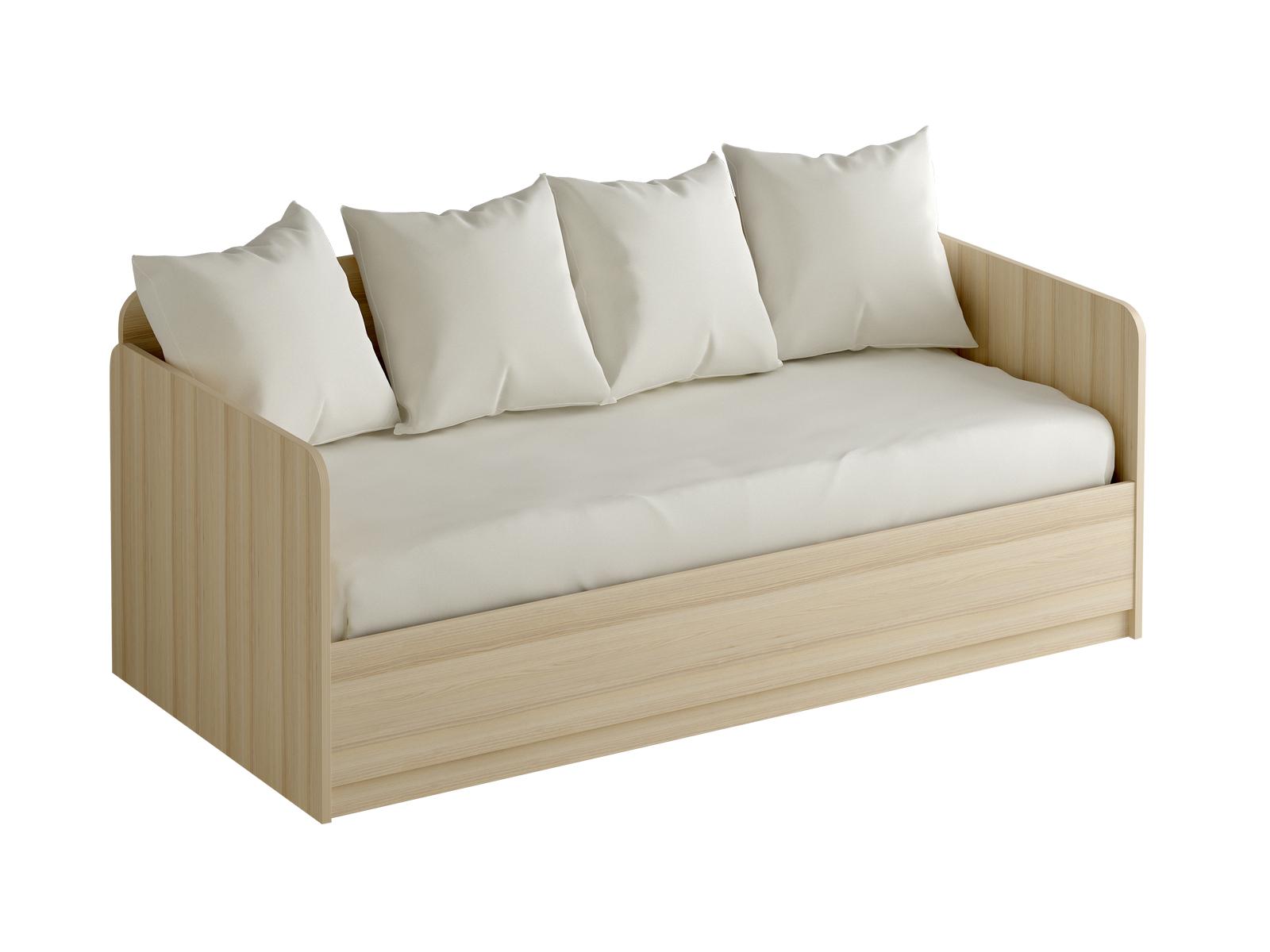 Кровать PlayКровати<br>Кровать односпальная с подъёмным механизмом. Под спальным местом располагается ящик для хранения. Ящик разделён перегородкой на два отделения. Размер спального места – 900x2000 мм. Корректная работа подъёмного механизма пневматического типа обеспечивается...<br>