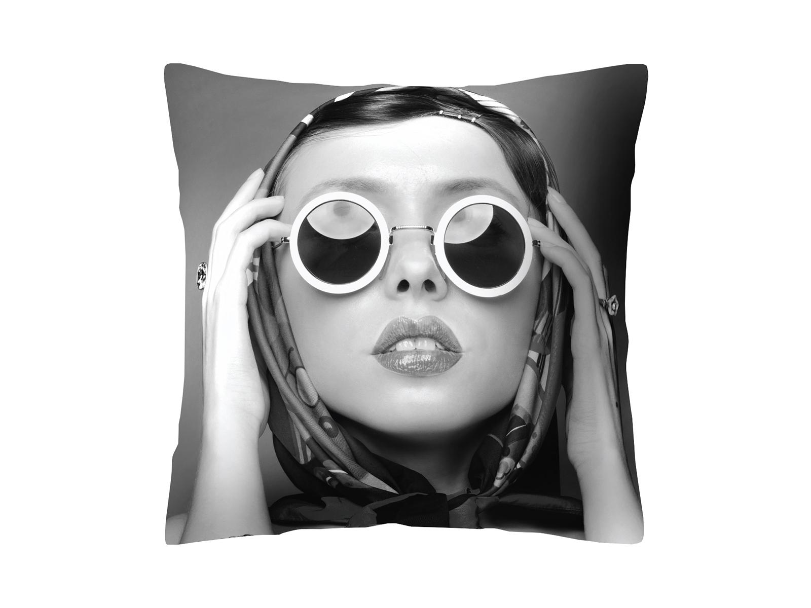 Подушка VintageДекоративные подушки<br>Декоративная подушка со съемным чехлом<br>