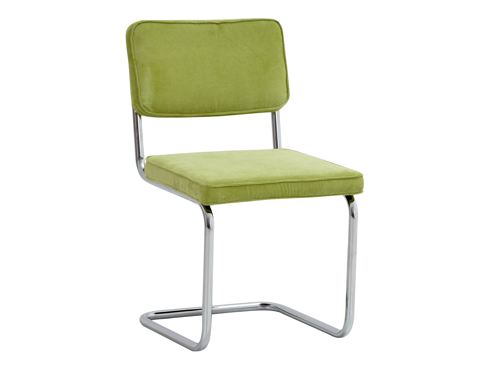 Стул GlenСтулья<br>Стул на металлокаркасе, спинка и сиденье обиты тканью.<br>