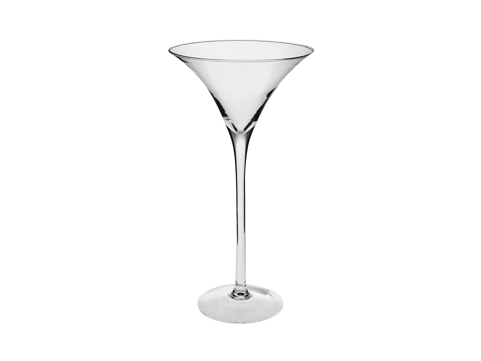 Ваза MartiniВазы<br>Ваза, прозрачное стекло<br>