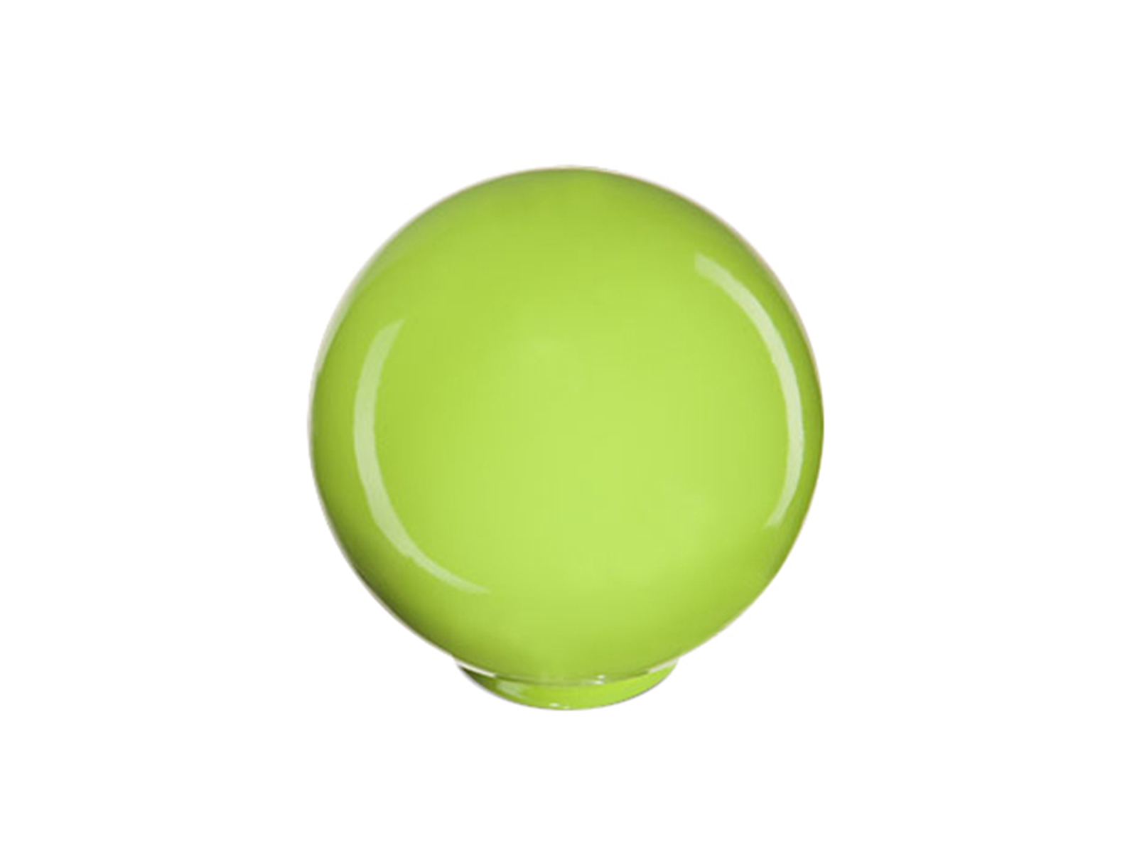 Ручка Play зеленаяОсновной раздел каталога<br>Ручка в виде шара для фасадов Play<br>